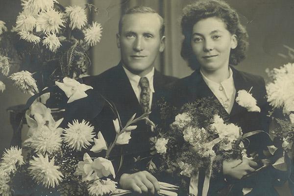 George et Marie Gobert