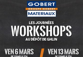 Workshop à Ghlin