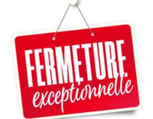Nivelles: Fermeture exceptionnelle ce samedi 24/10