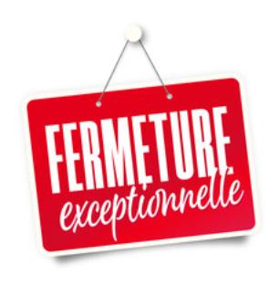 Nivelles: Fermeture exceptionnelle de la salle d'expo ce samedi 24/10